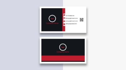 corporate visiting card