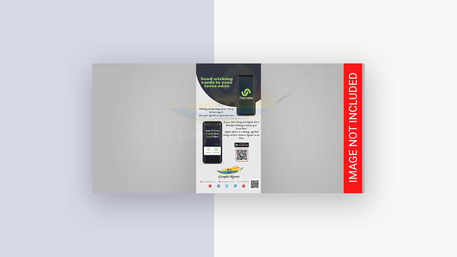 app promotion email template