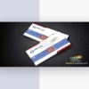 Modern Colorful Business Card PSD Template Vol#17