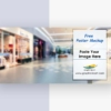 Download Two Variations Shopping Mall Poster Mockup