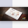 Simple & Creative Business Card Free PSD Vol#12