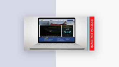 streaming website layout