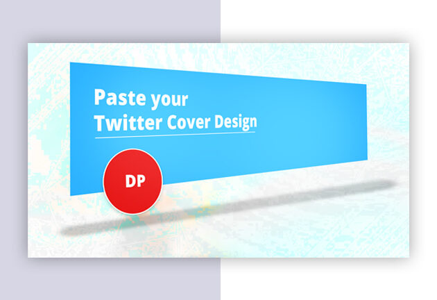 Twitter Cover Mockup Design From Vector Pie 1 3