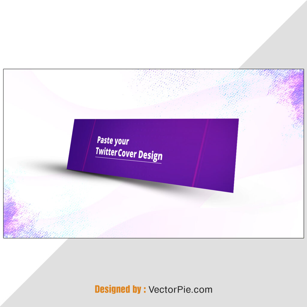 Twitter Cover Mockup Design From Vector Pie 2 2