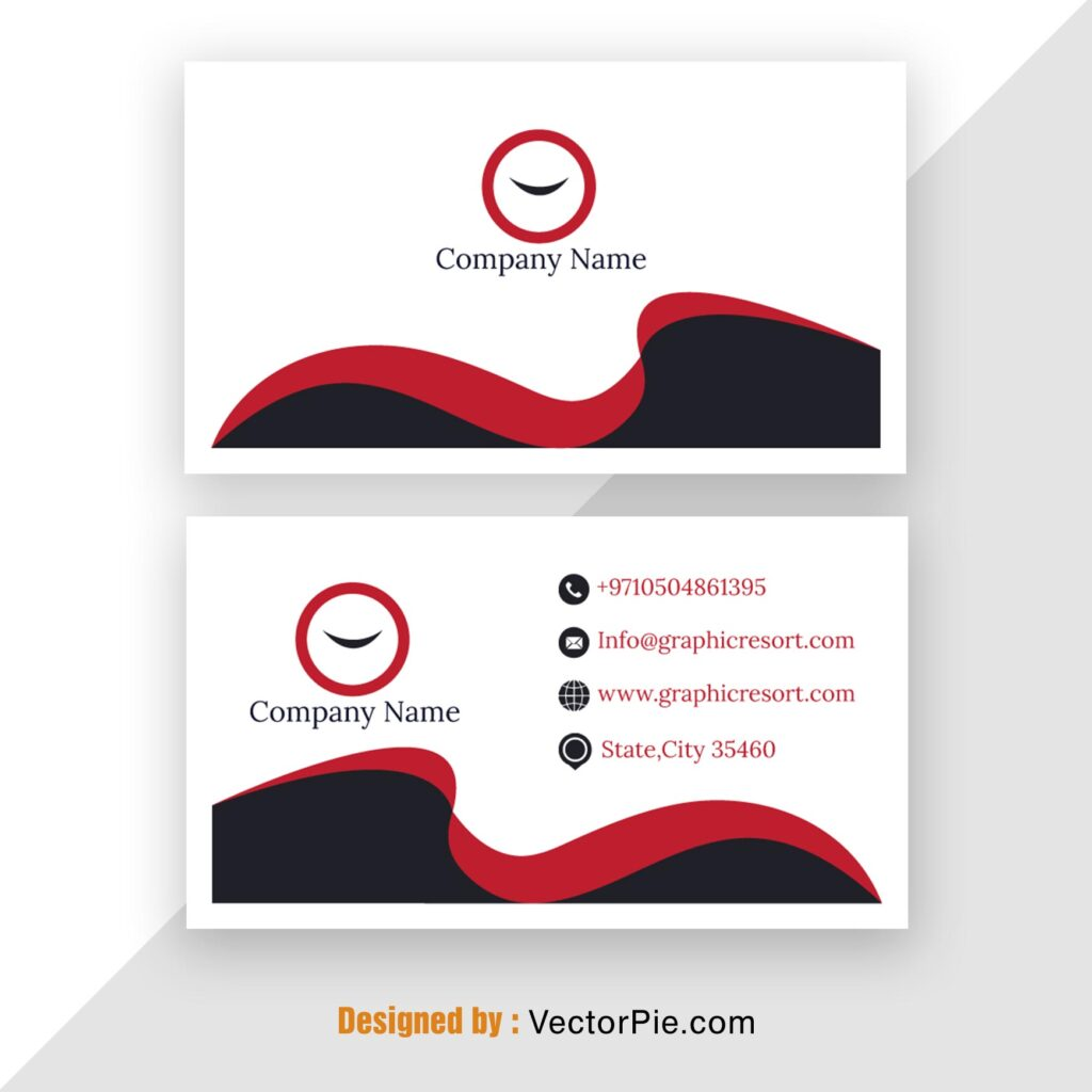 Visiting Card Mockup From Vectorpie 11