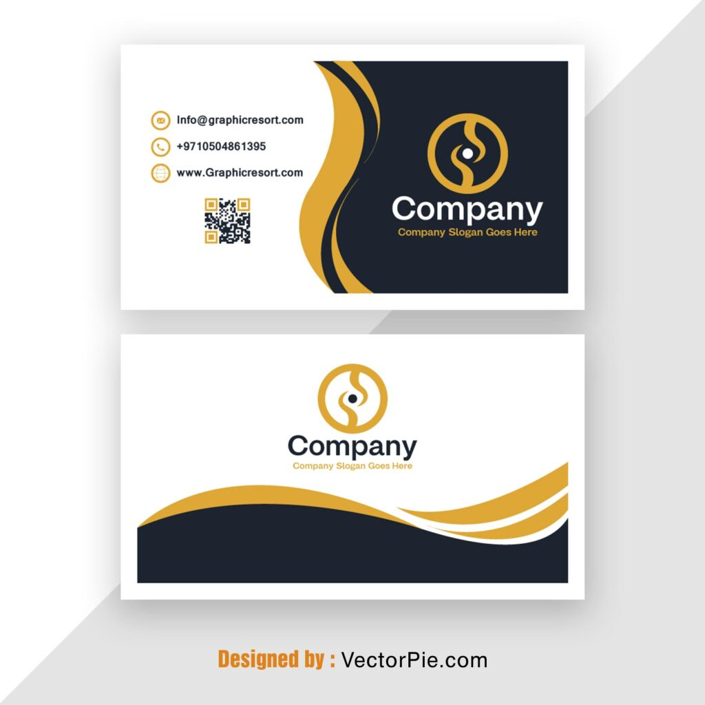 Visiting Card Mockup From vectorpie 9