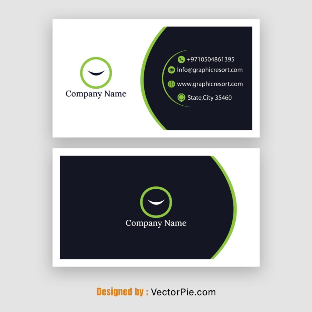 Visiting Card design Ai File From VectorPie.com Vol 17 1