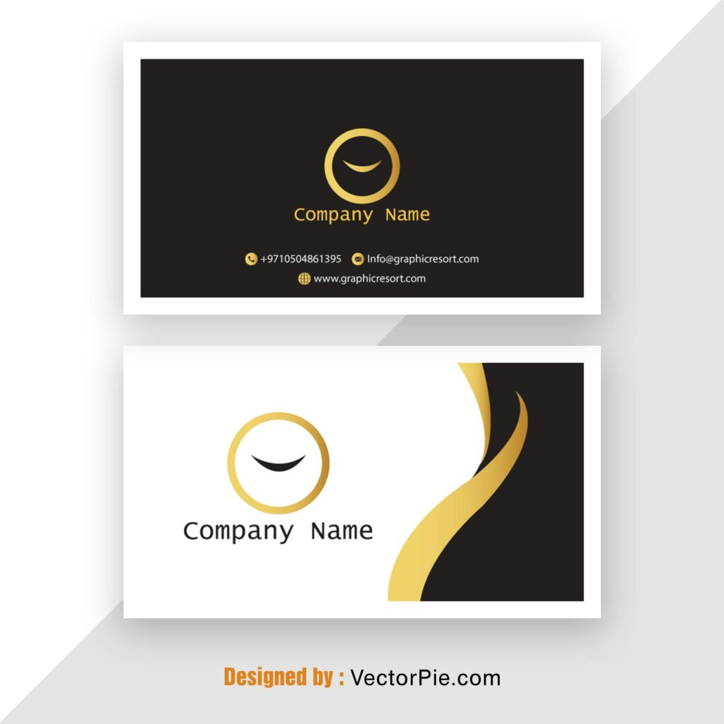 Visiting Card design Ai File From VectorPie.com Vol 19 1