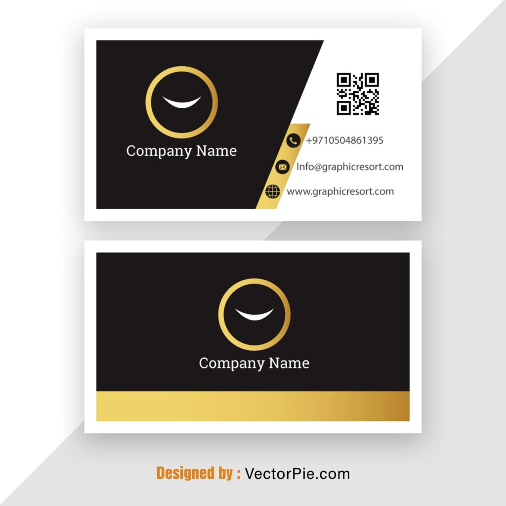 Visiting Card design Ai File From VectorPie.com Vol 20 1