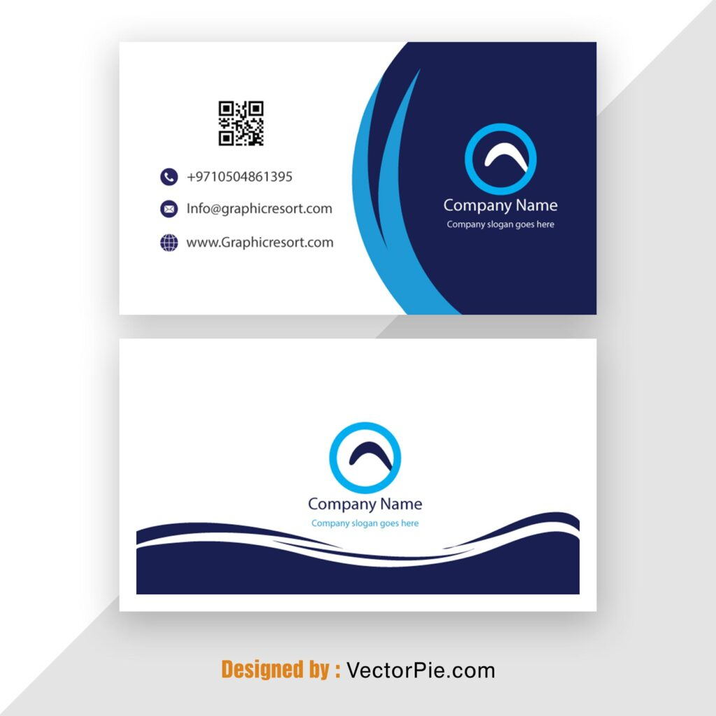 Visiting Card design Ai File From Vectorpie 13