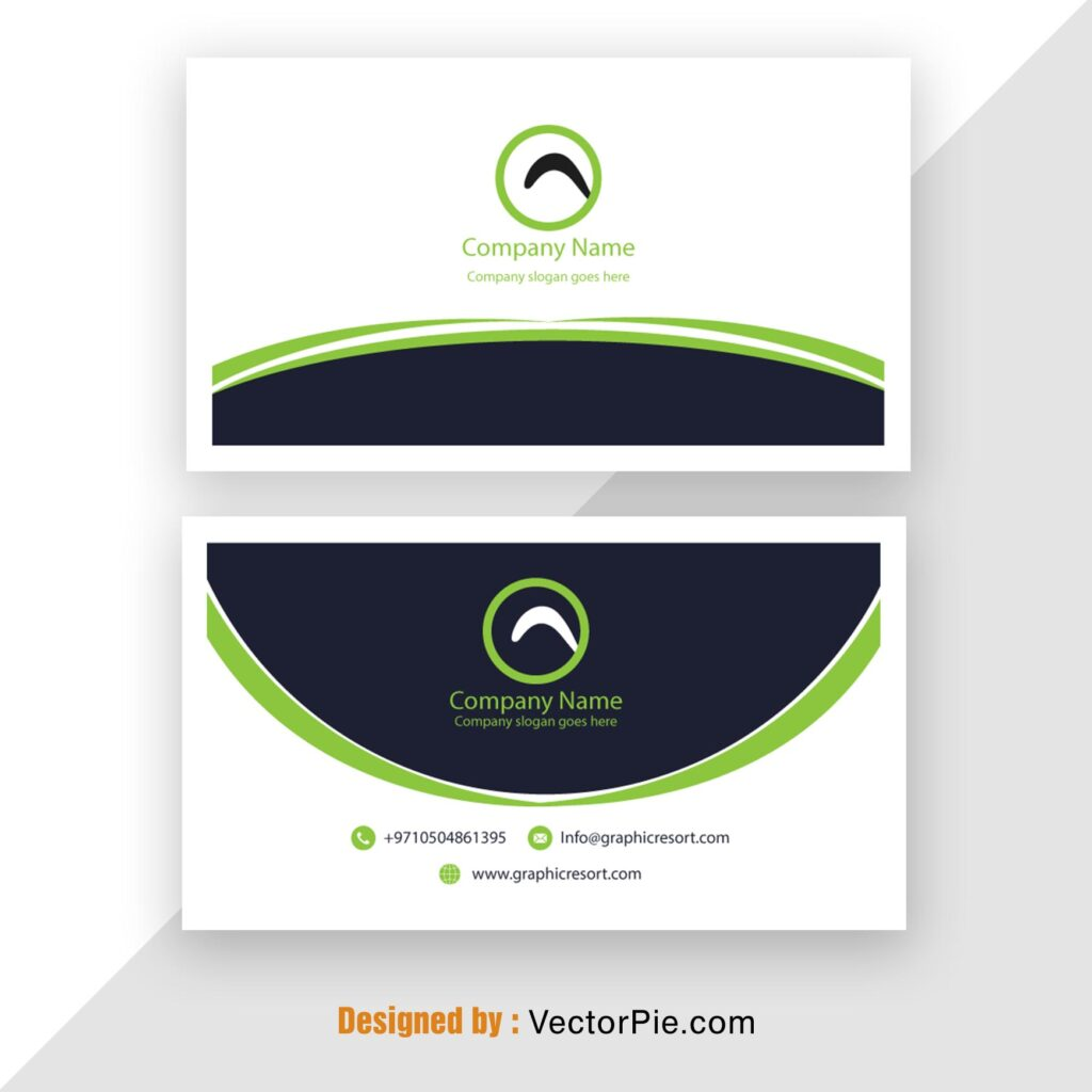Visiting Card design Ai File From Vectorpie 14