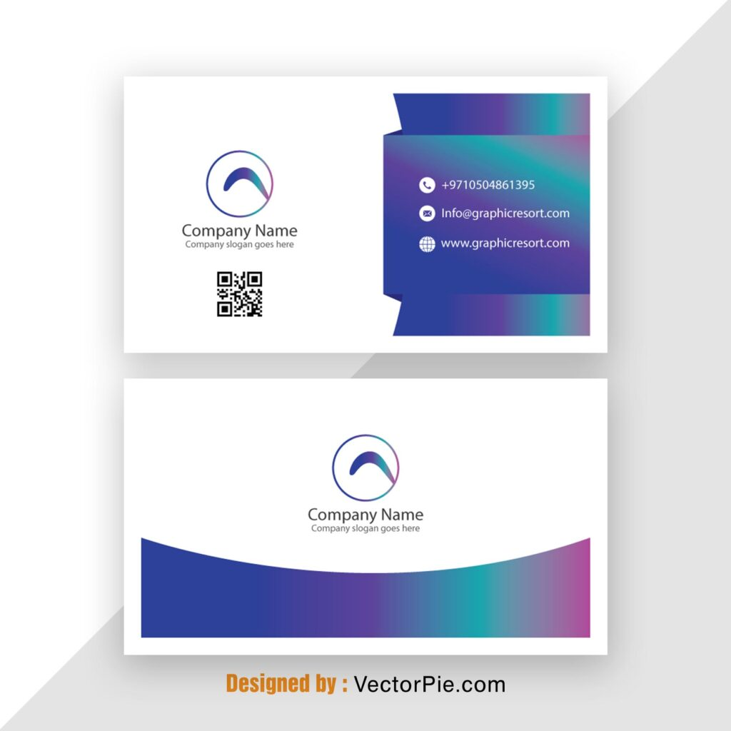 Visiting Card design Ai File From Vectorpie 17