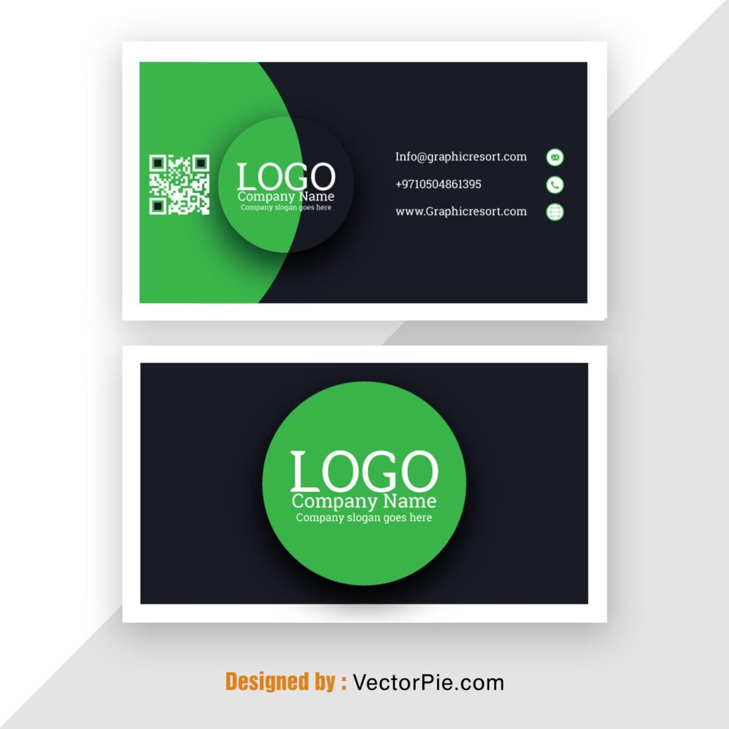 Visiting Card design Ai File From Vectorpie 3