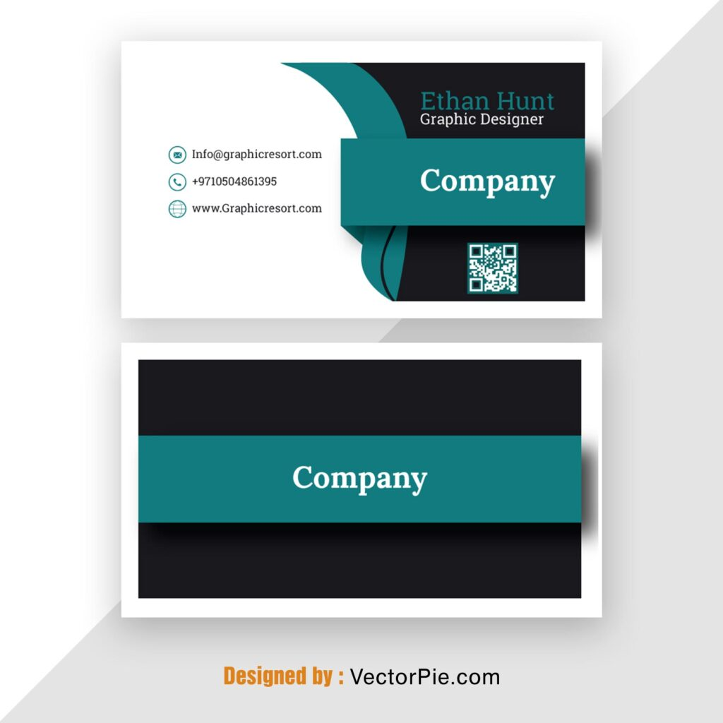 Visiting Card design Ai File From Vectorpie 5