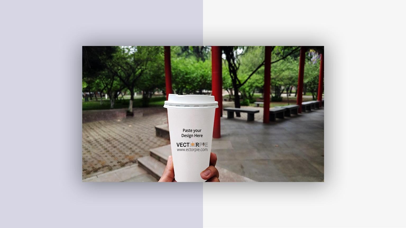Free Coffee Cup Mokcup From Vector Pie preview 1