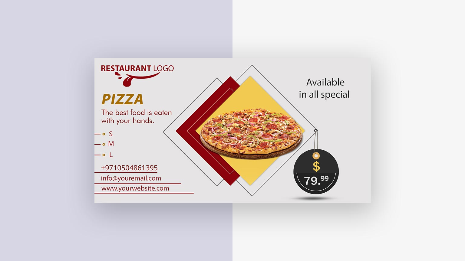 Post banner Design From VectorPie Preview 2