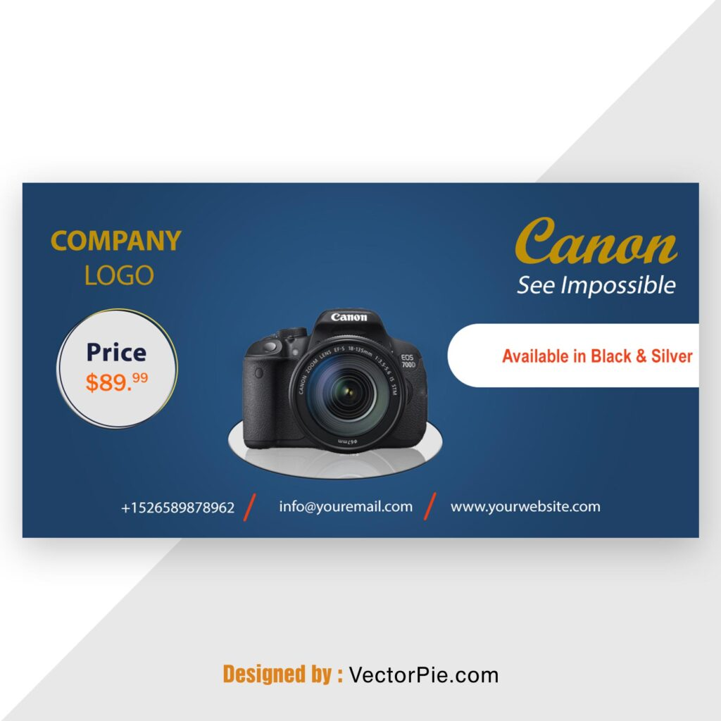 Post banner Design From VectorPie Preview 3