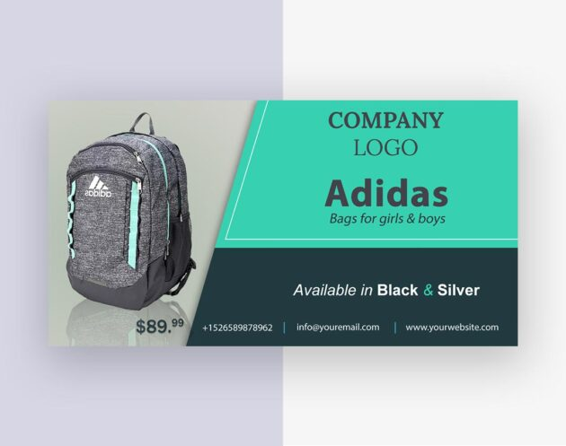 Post banner Design From VectorPie preview 9