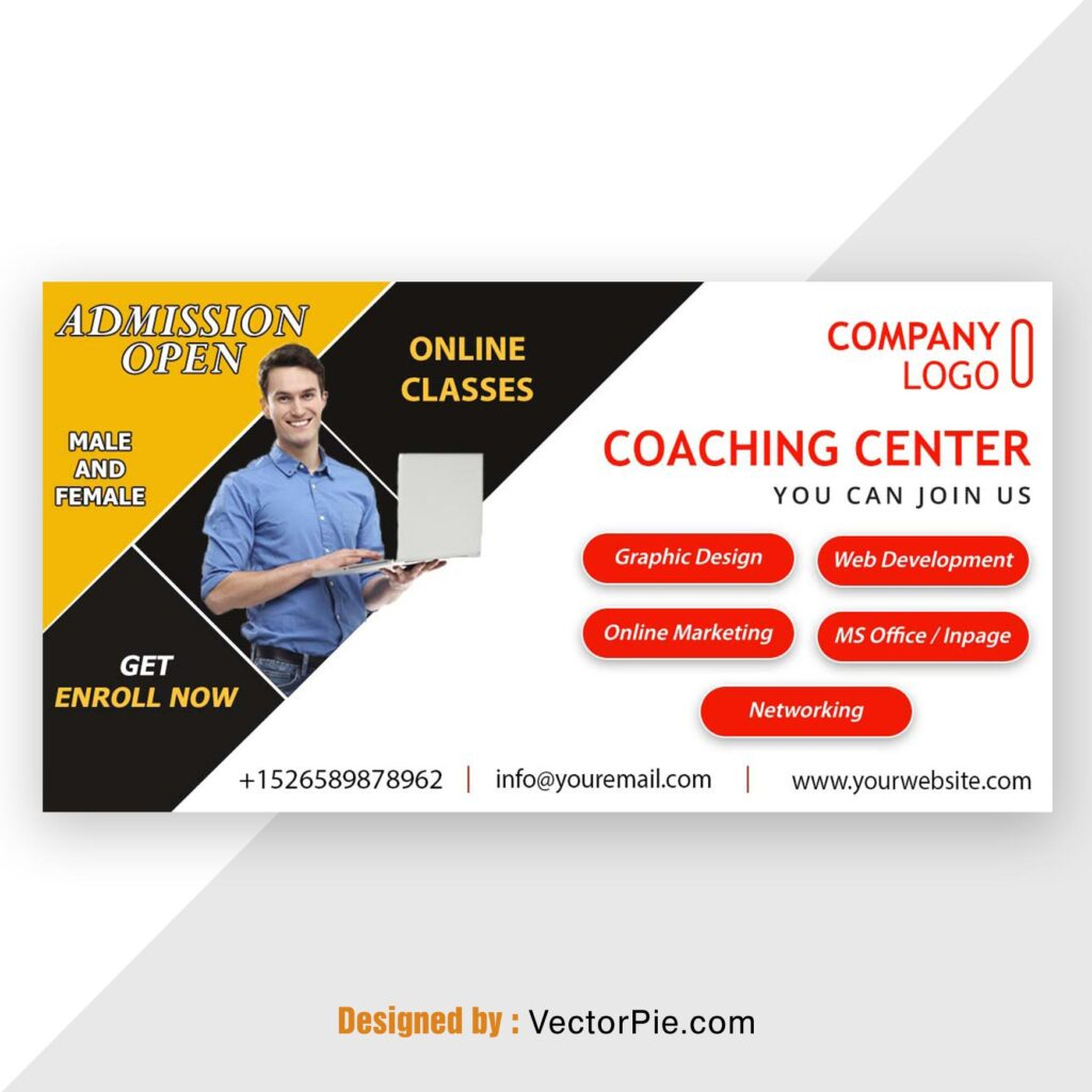Post banner Design From VectorPie preview2 1