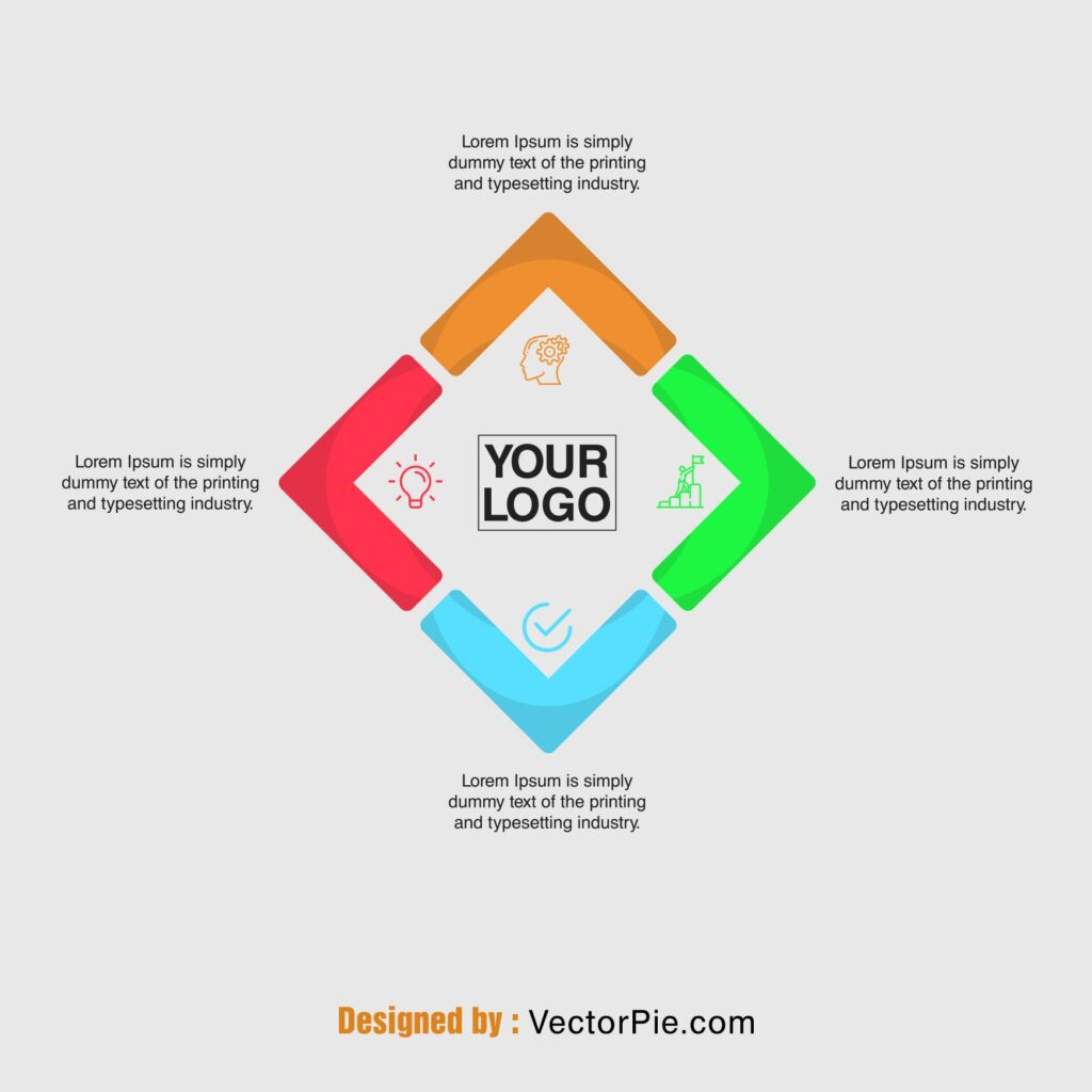 infographcis Design From VectoPie vol7 Preview 2