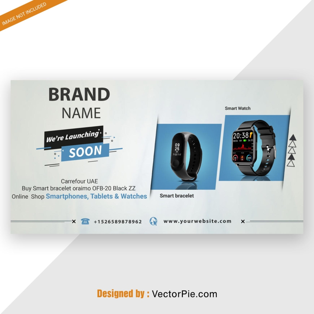 Post banner Design From VectorPie vol 56preview